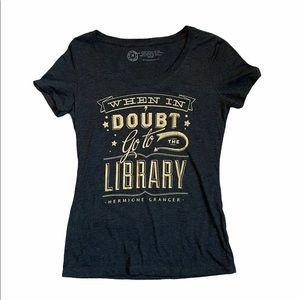 🌷3/$20 NWT Harry Potter Hermoine Granger T-shirt